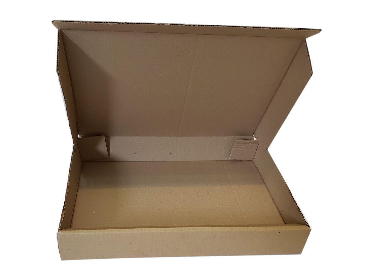 25 Caixas de Papelão 41x31x6 cm LINHA COMUM