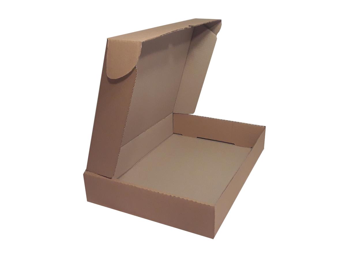 25 Caixas de Papelão 46,5x33,7x8 cm LINHA COMUM