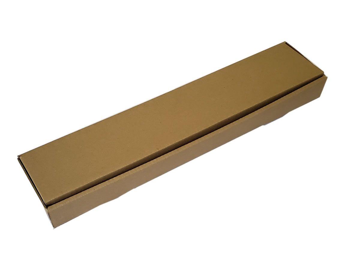 25 Caixas de Papelão 55x11x5 cm para correio e transportes