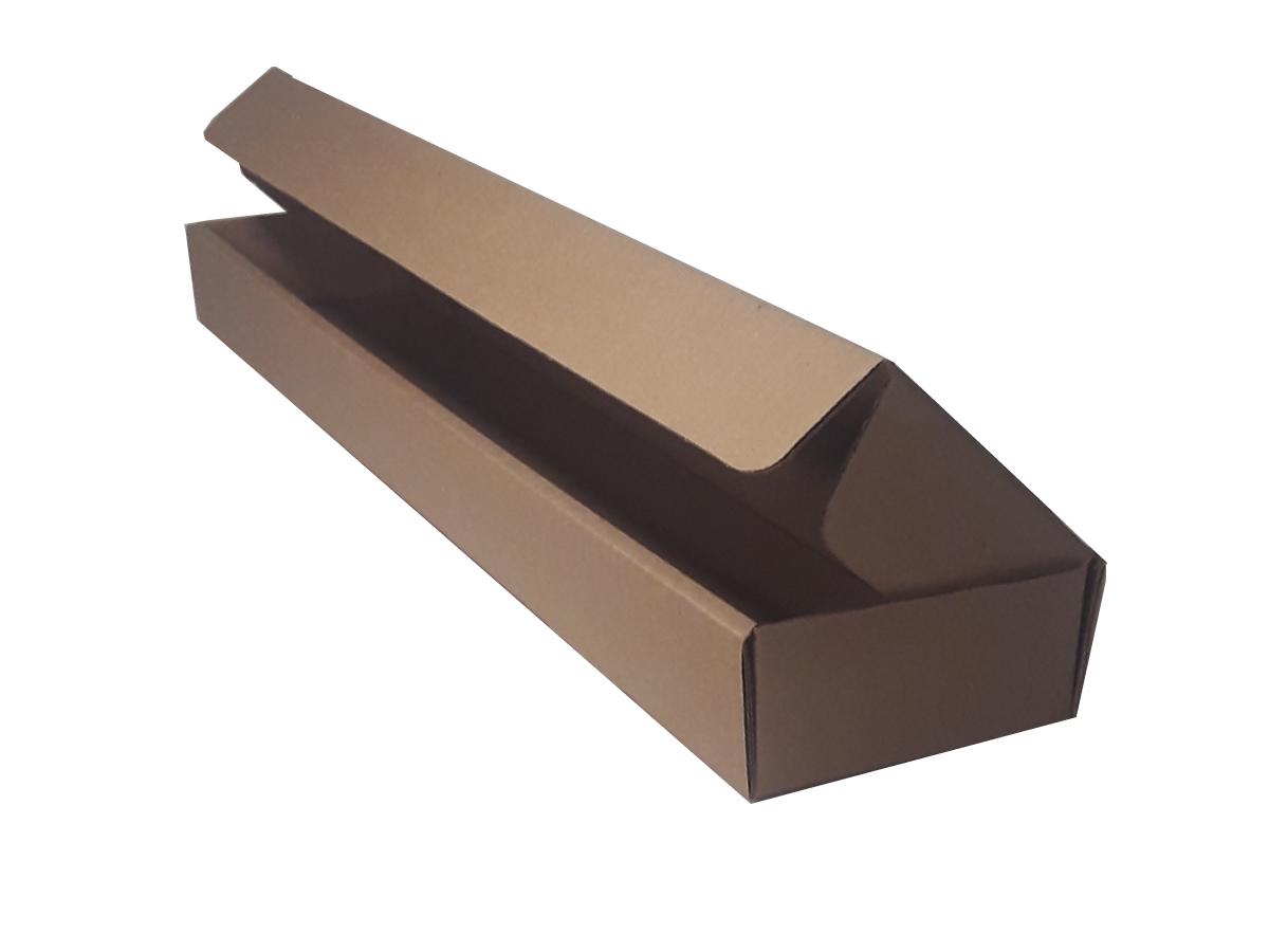 25 Caixas de Papelão 55x11x5 cm LINHA COMUM