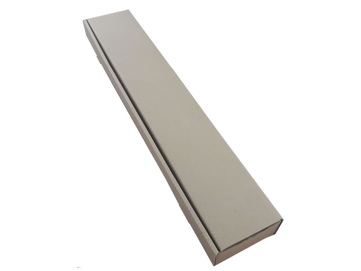 25 Caixas de papelão 65x11x5 cm para correio e transportes