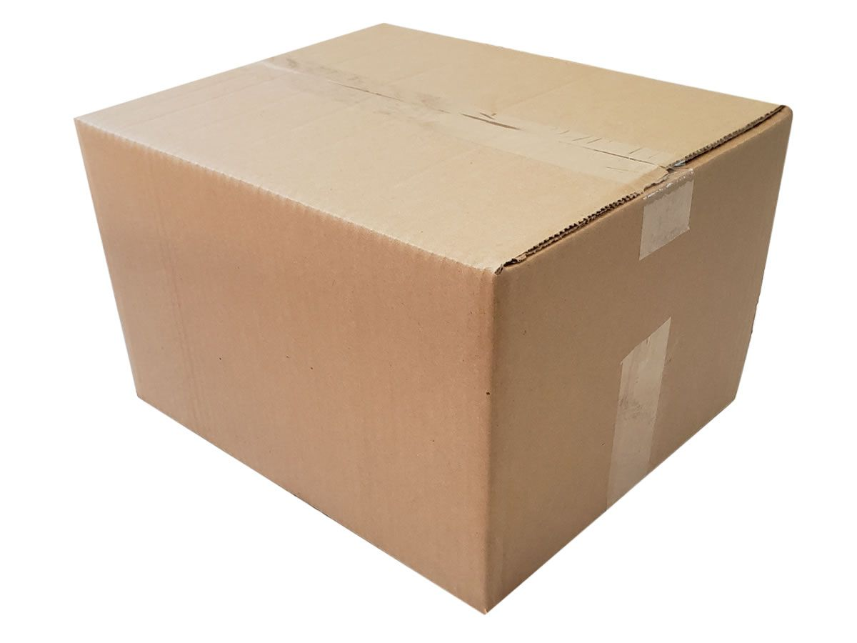 25 Caixas de papelão com 35x28x20,5 cm para correio e transportes