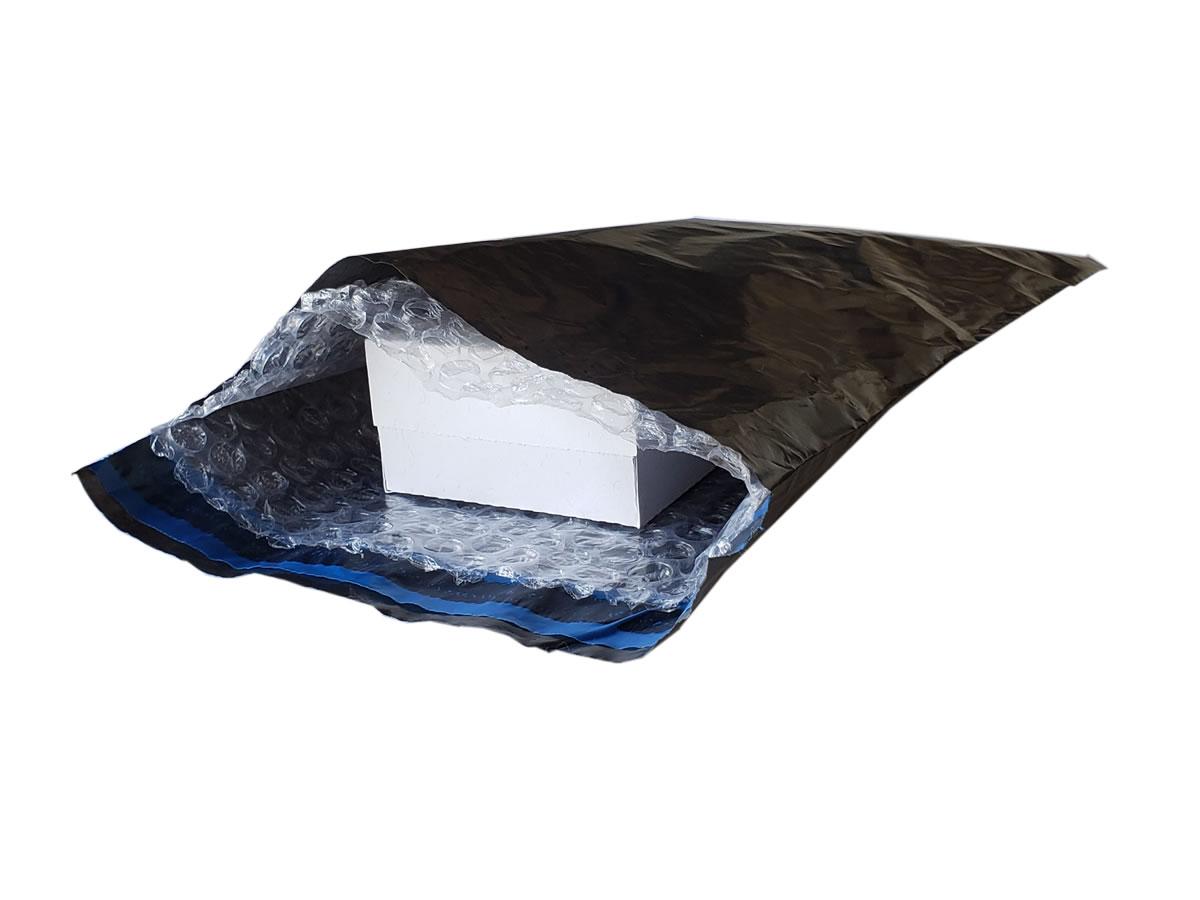 50 Envelopes de Segurança 19x25 cm - COM BOLHA