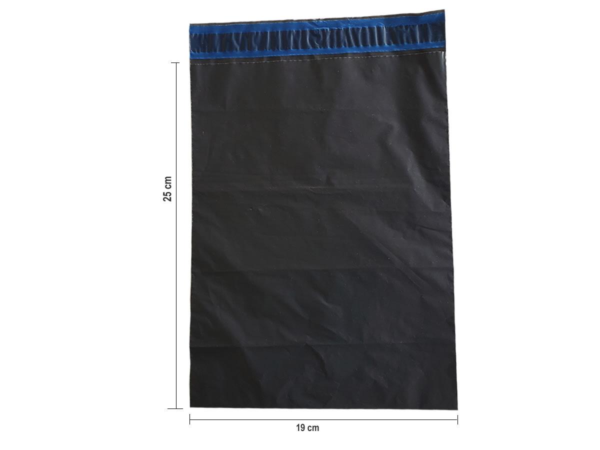 50 Envelopes de Segurança 19x25 cm - LISO