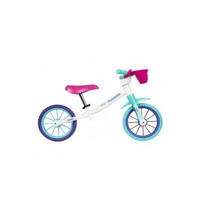 Bicicleta Infantil Caloi Balance Cecizinha aro 12