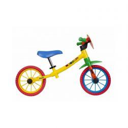 Bicicleta Infantil Caloi Balance Zigbim aro 12
