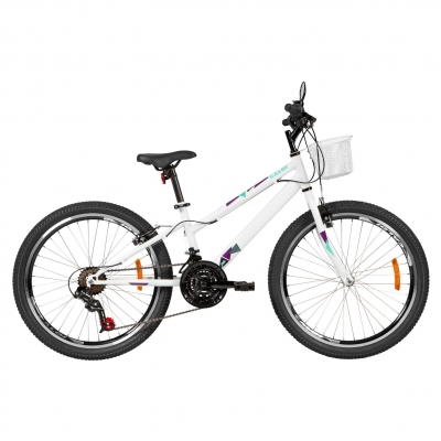 Bicicleta Infantil Caloi Ceci Aro 24 21v 2021
