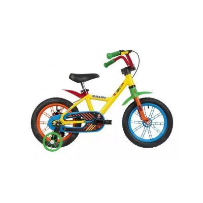 Bicicleta Infantil Caloi Zigbim aro 14