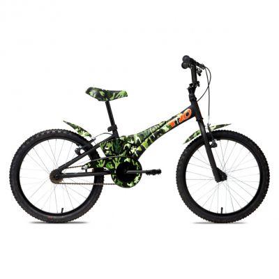 Bicicleta Infantil Groove T20 Camuflada 2019