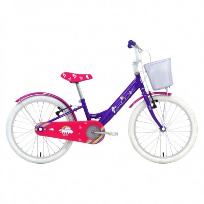 Bicicleta Infantil Groove Unilover Aro 20 2021