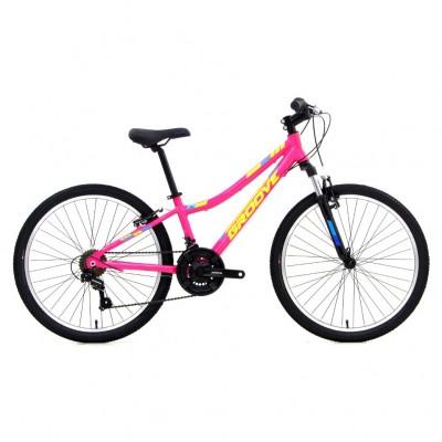 Bicicleta Juvenil Groove Indie Alloy Aro 24 2021