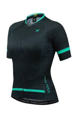 Blusa de Ciclismo Feminina Free Force Sport Chic