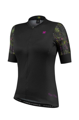 Blusa de Ciclismo Feminina Free Force Sport Draft