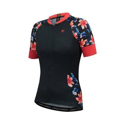 Blusa de Ciclismo Feminina Free Force Sport Finery