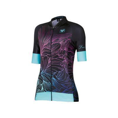 Blusa de Ciclismo Feminina Free Force Sport Glean