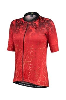 Blusa de Ciclismo Feminina Free Force Sport Ruby