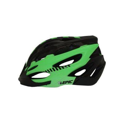 Capacete Epic Line EP-MV50 Preto Verde Fluorescente