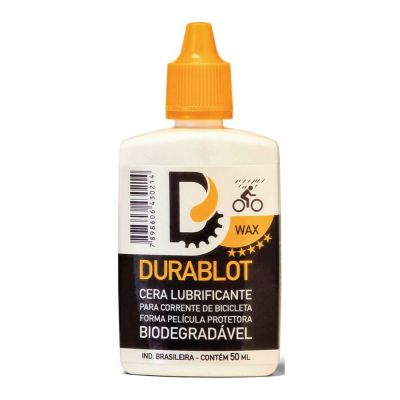 Lubrificante Durablot WAX seco cera 50ml
