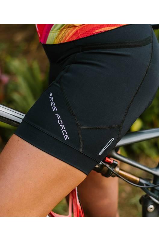 Bermuda de Ciclismo Feminina Free Force Sport Nakai