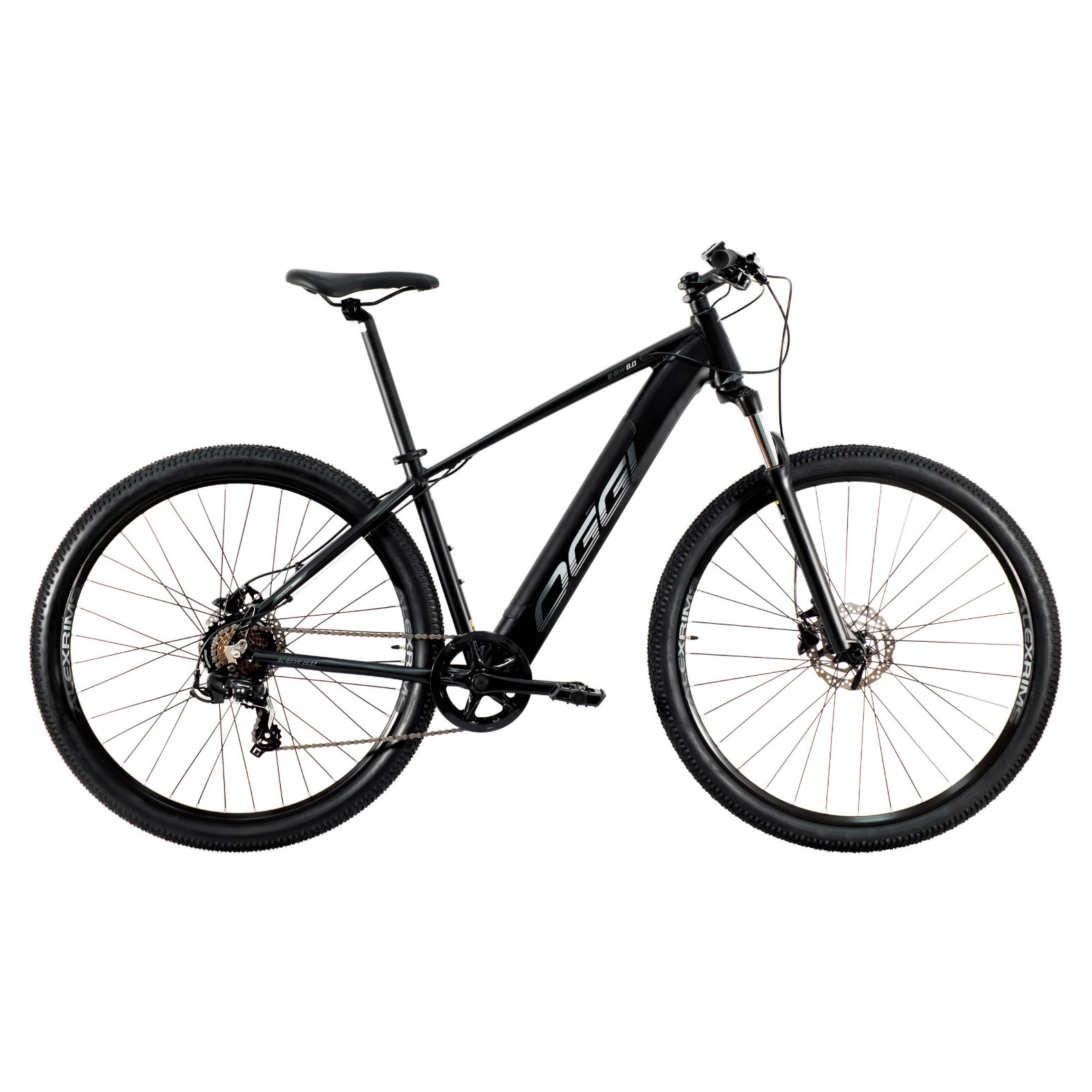 Bicicleta Elétrica MTB Oggi Big Wheel 8.0 7v 2021
