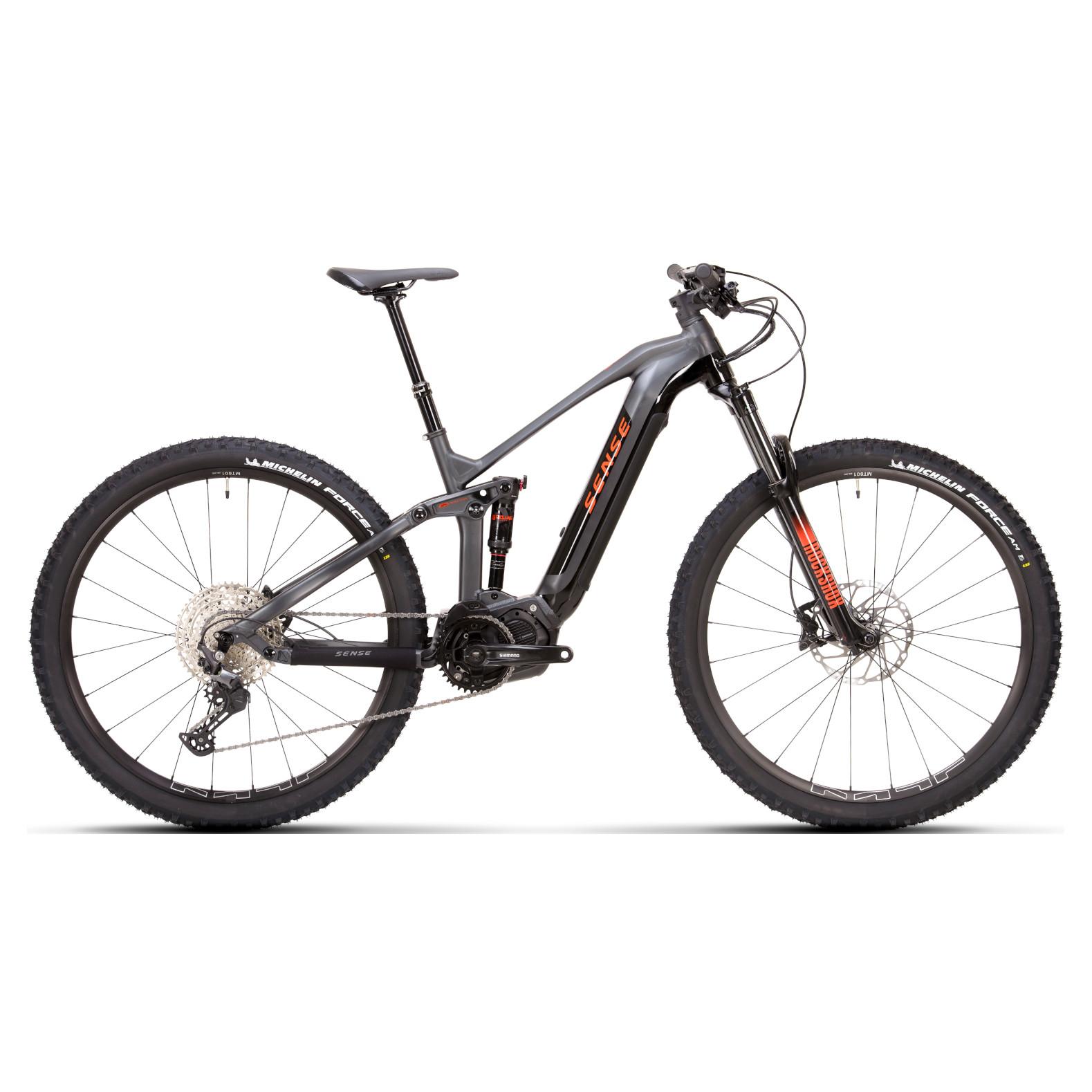 Bicicleta Elétrica MTB Sense Impulse E-Trail Comp 2021
