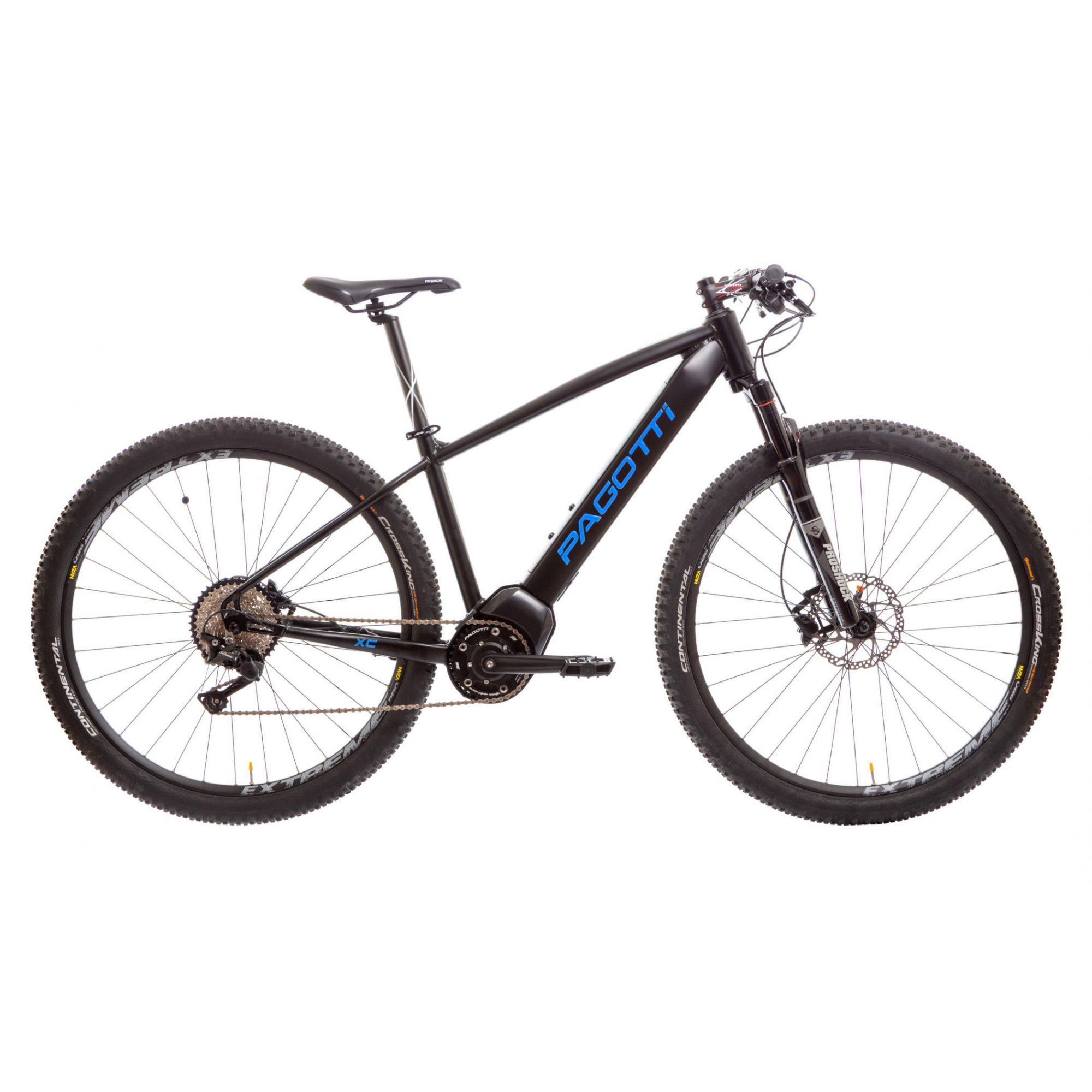 Bicicleta Elétrica Pagotti E291XC 2019