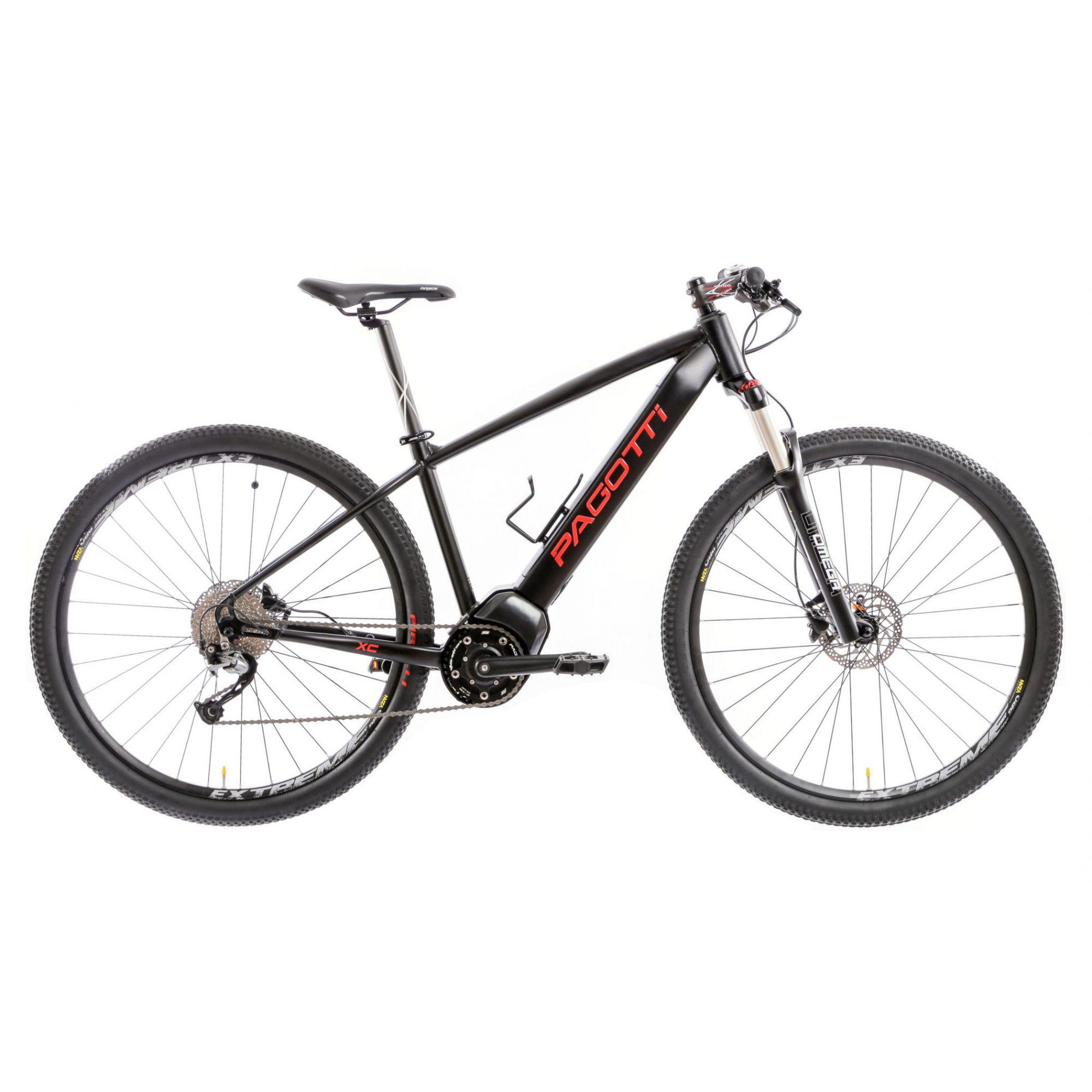 Bicicleta Elétrica Pagotti E292XC 2019