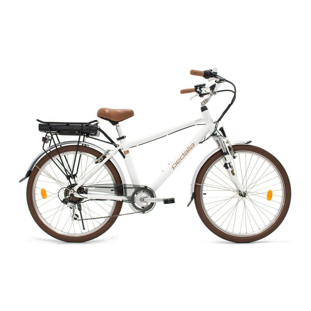 Bicicleta Elétrica Pedalla Gioia Masculina