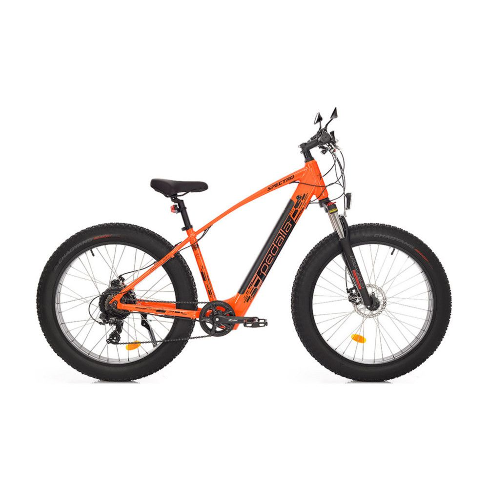 Bicicleta Elétrica Pedalla Spectro Fat Bike