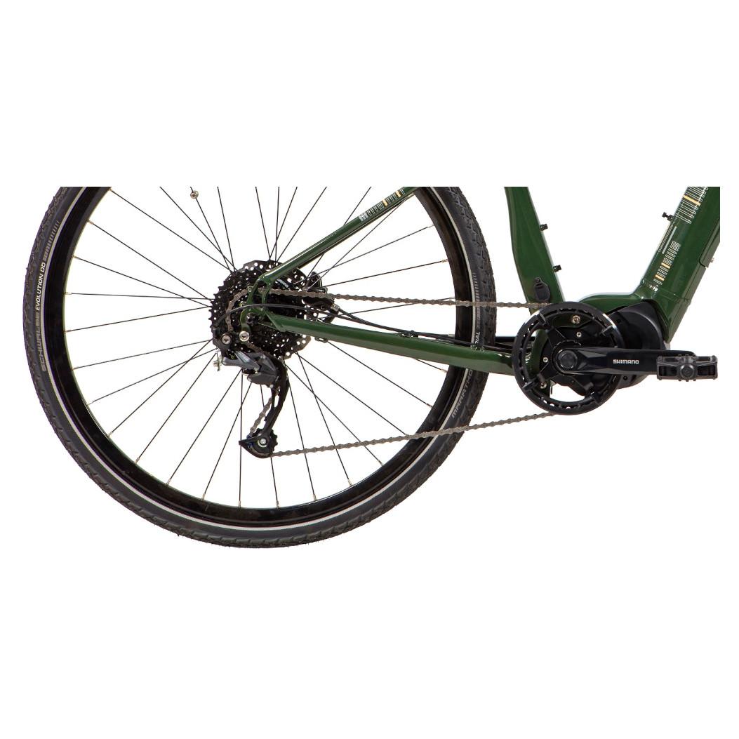 Bicicleta Elétrica Urbana Caloi E-Vibe City Tour 10v 2021