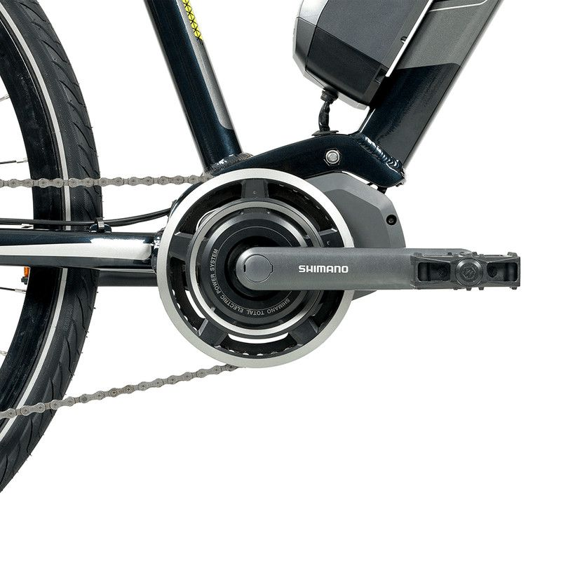 Bicicleta Elétrica Urbana Caloi E-Vibe City Tour 2020