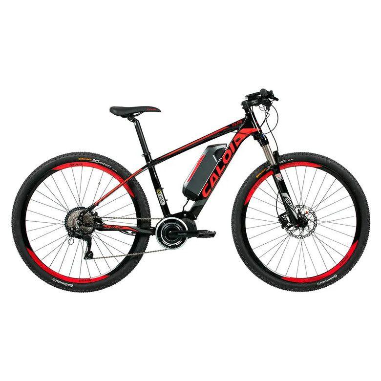 Bicicleta Elétrica Urbana Caloi E-Vibe Elite 2020