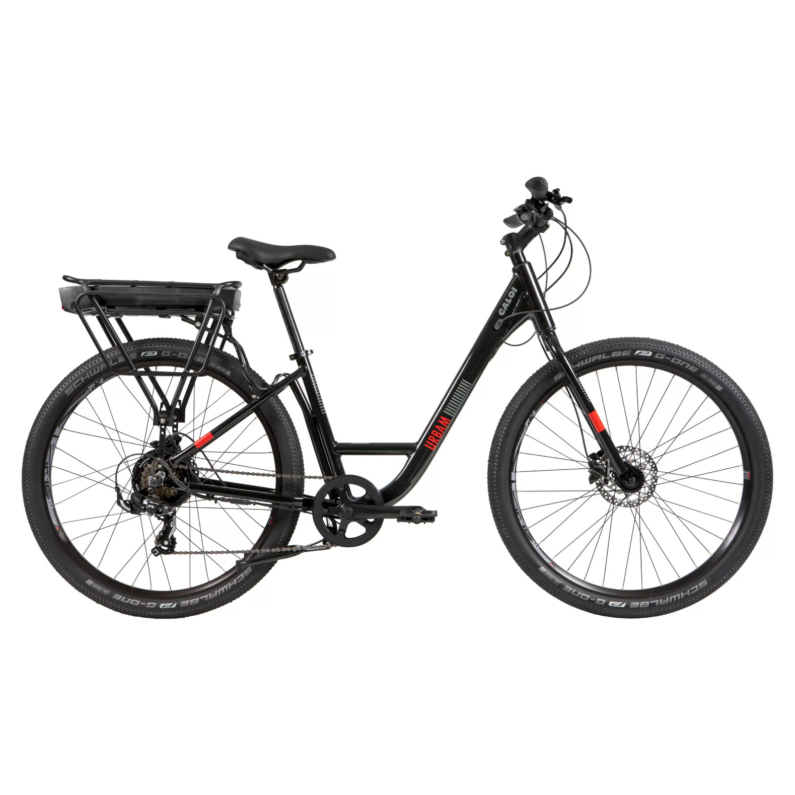 Bicicleta Elétrica Urbana Caloi E-Vibe Urbam 2020