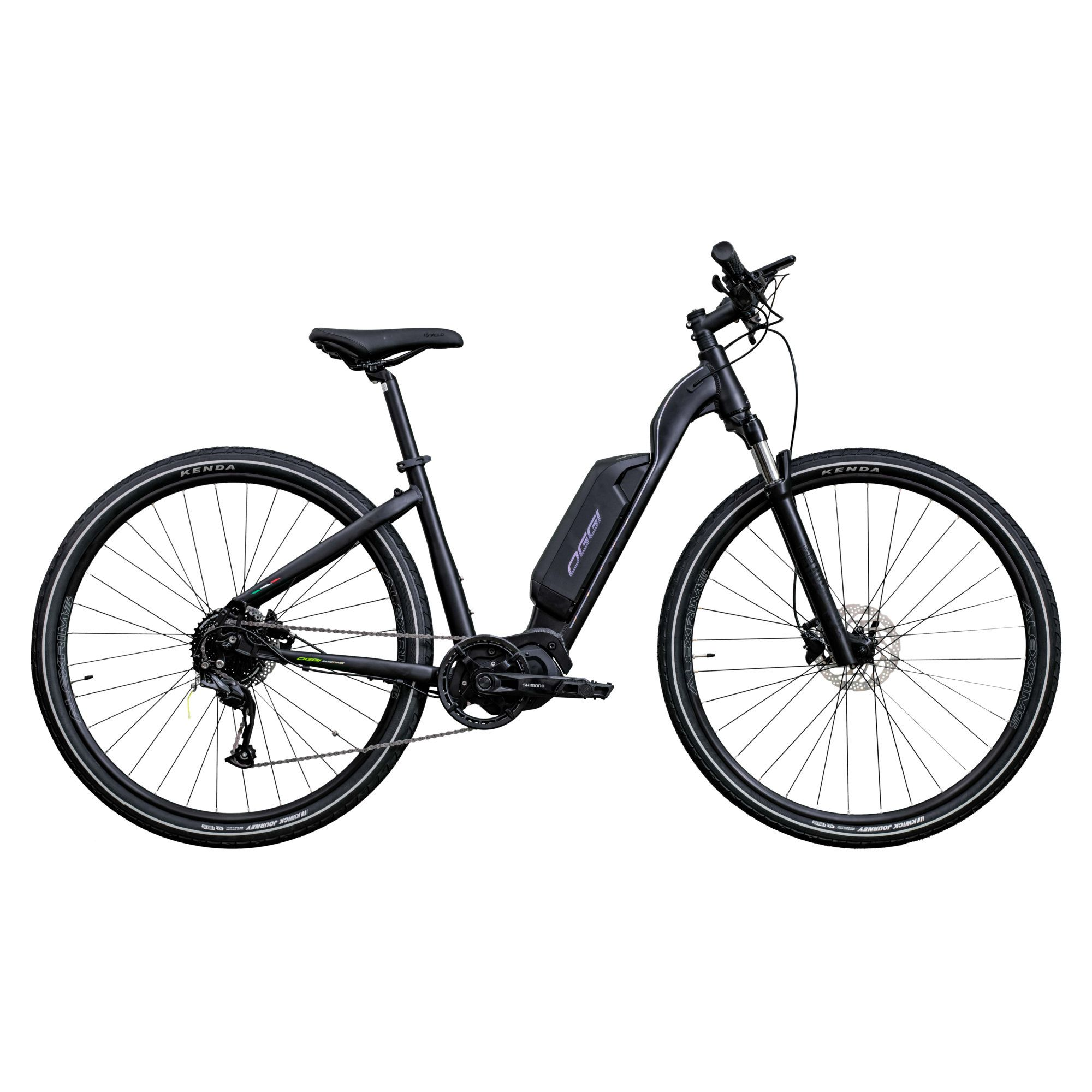 Bicicleta Elétrica Urbana Oggi Flex 700 2020