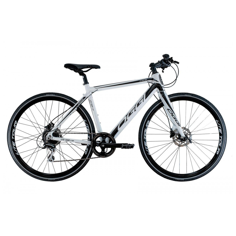 Bicicleta Elétrica Urbana Oggi Lite Tour E-500 2020