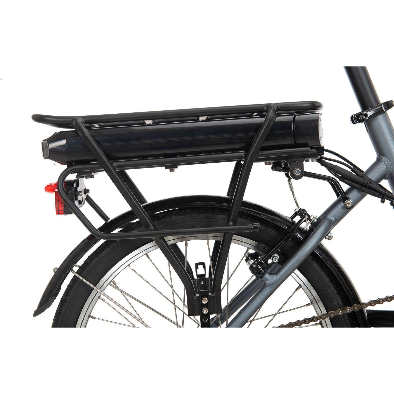 Bicicleta Elétrica Urbana Sense Easy E-Urban Dobrável 2020