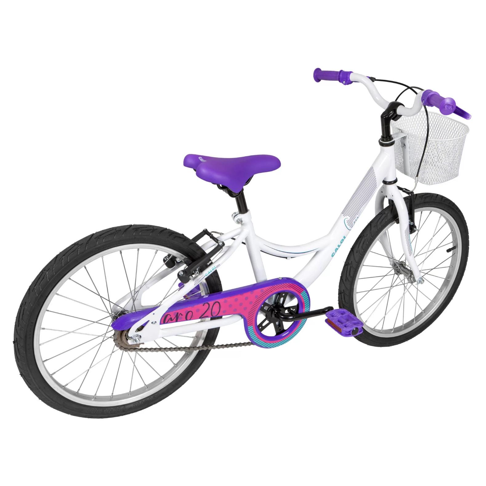Bicicleta Infantil Caloi Ceci Aro 20 2020