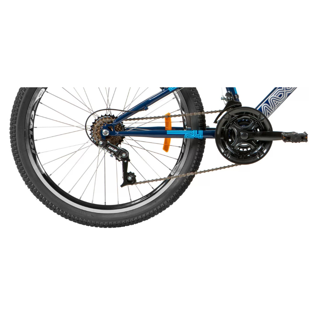 Bicicleta Infantil Caloi Max Aro 24 21v 2021