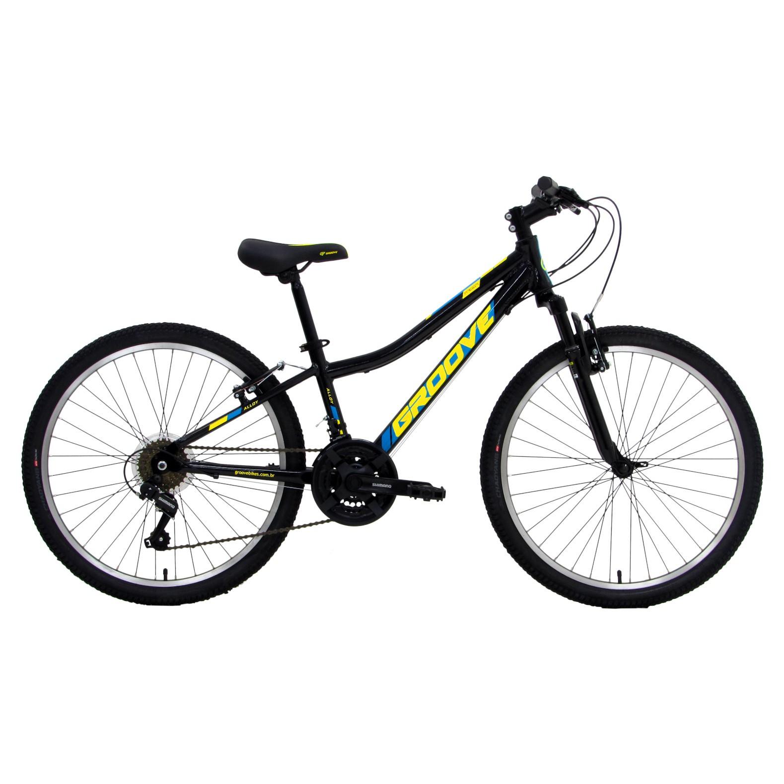 Bicicleta Infantil Groove Ragga Alloy Aro 24 2021