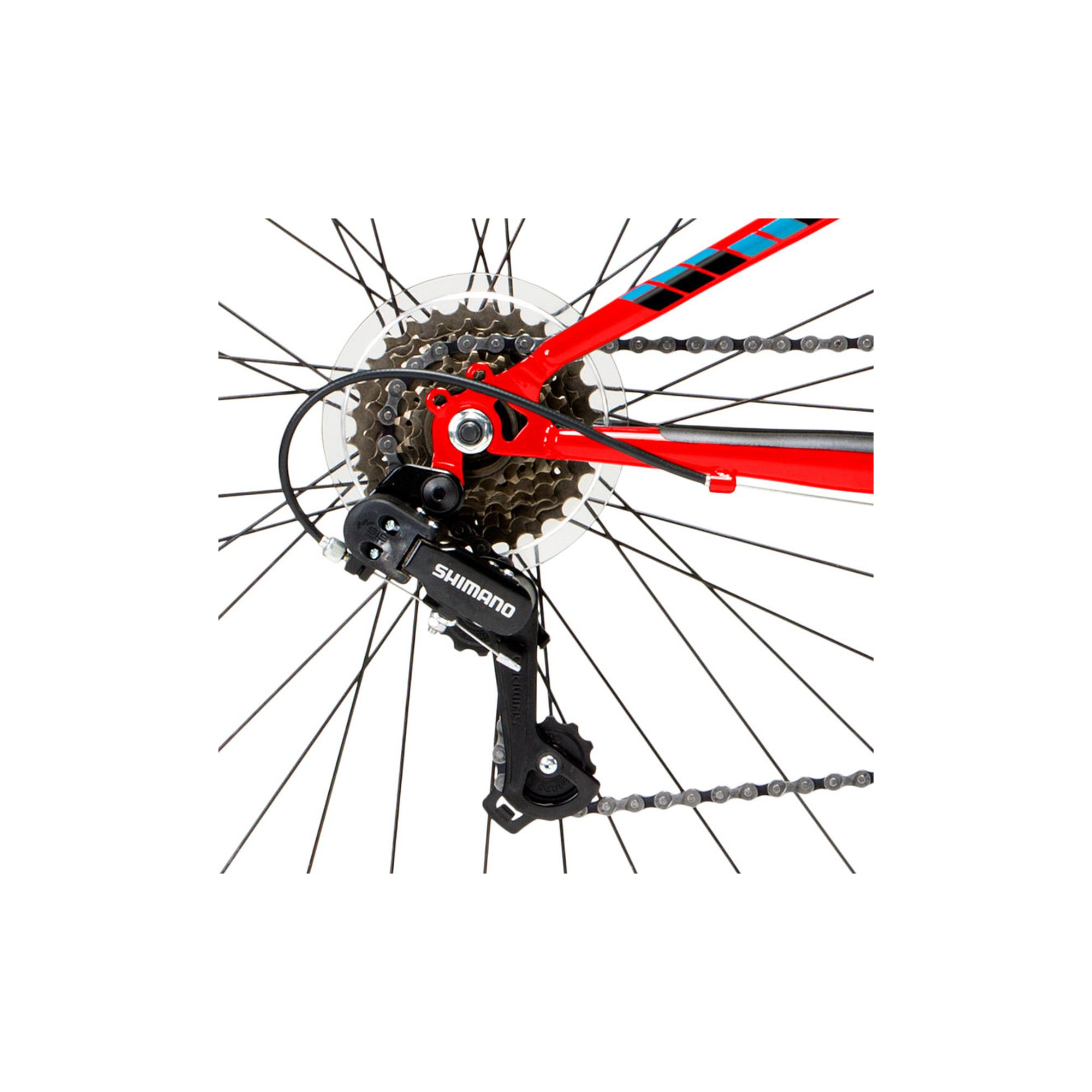 Bicicleta Infantil Groove Ragga Aro 24 21v 2020