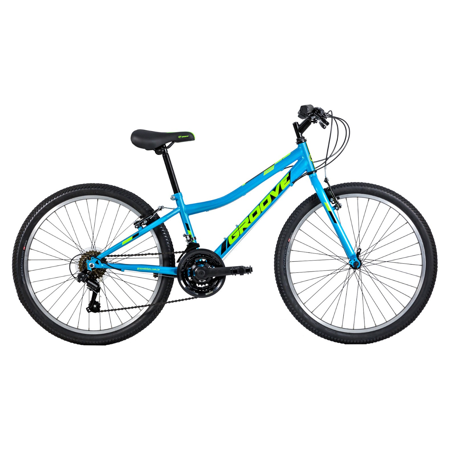 Bicicleta Infantil Groove Ragga Aro 24 21v 2021