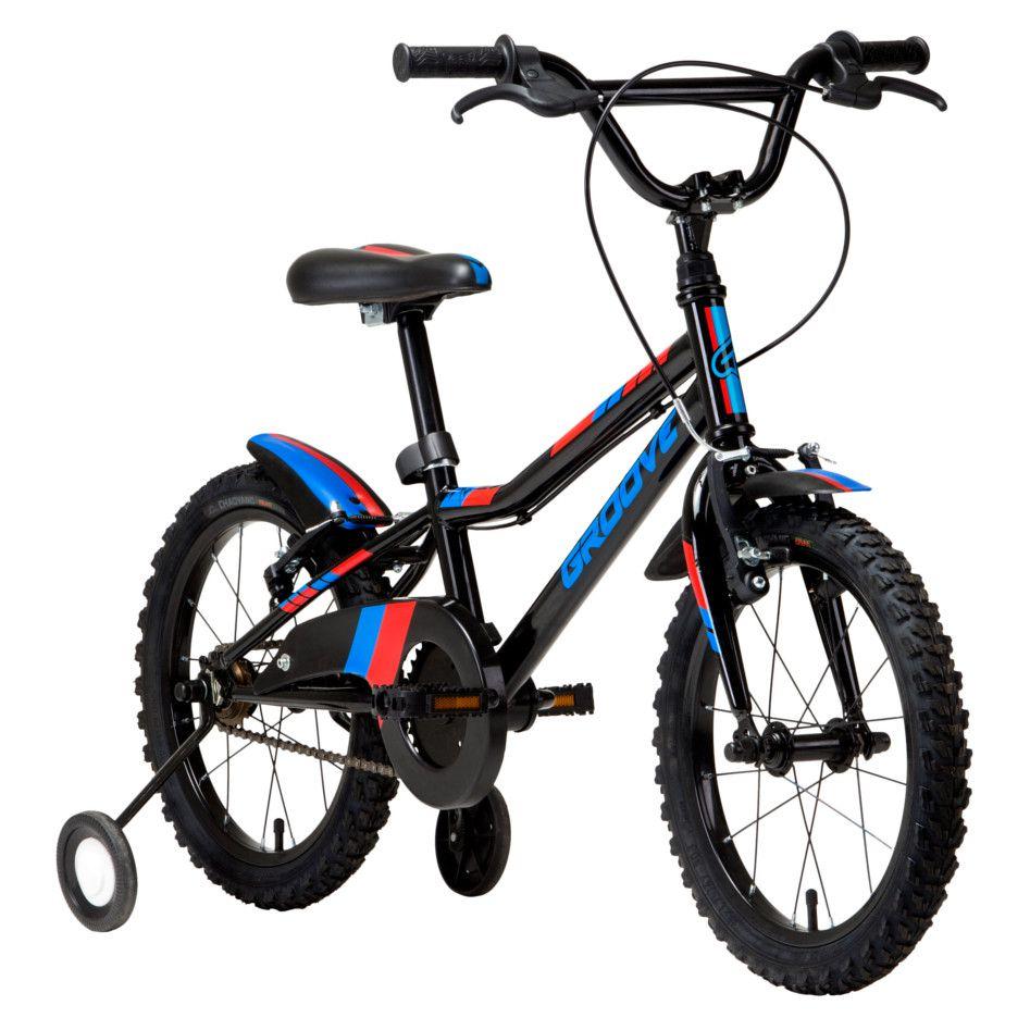 Bicicleta Infantil Groove Ragga Kids Aro 16 2019