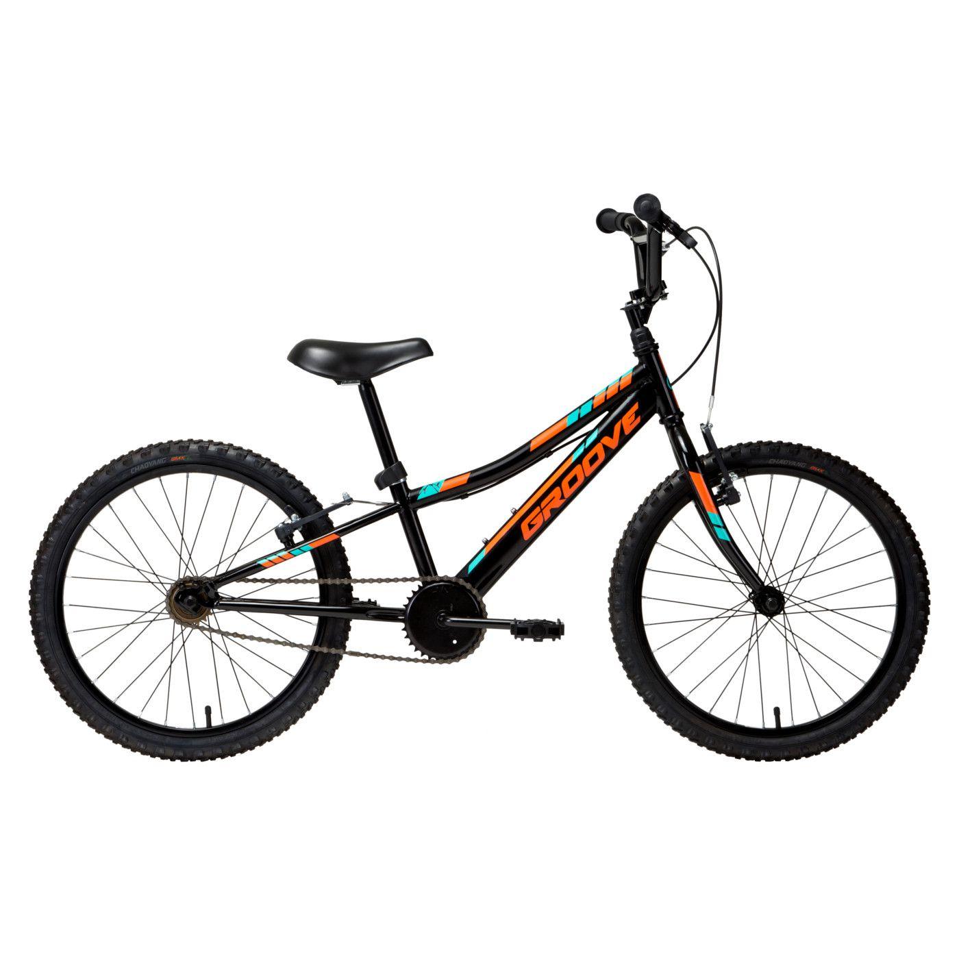 Bicicleta Infantil Groove Ragga Kids Aro 20 2019