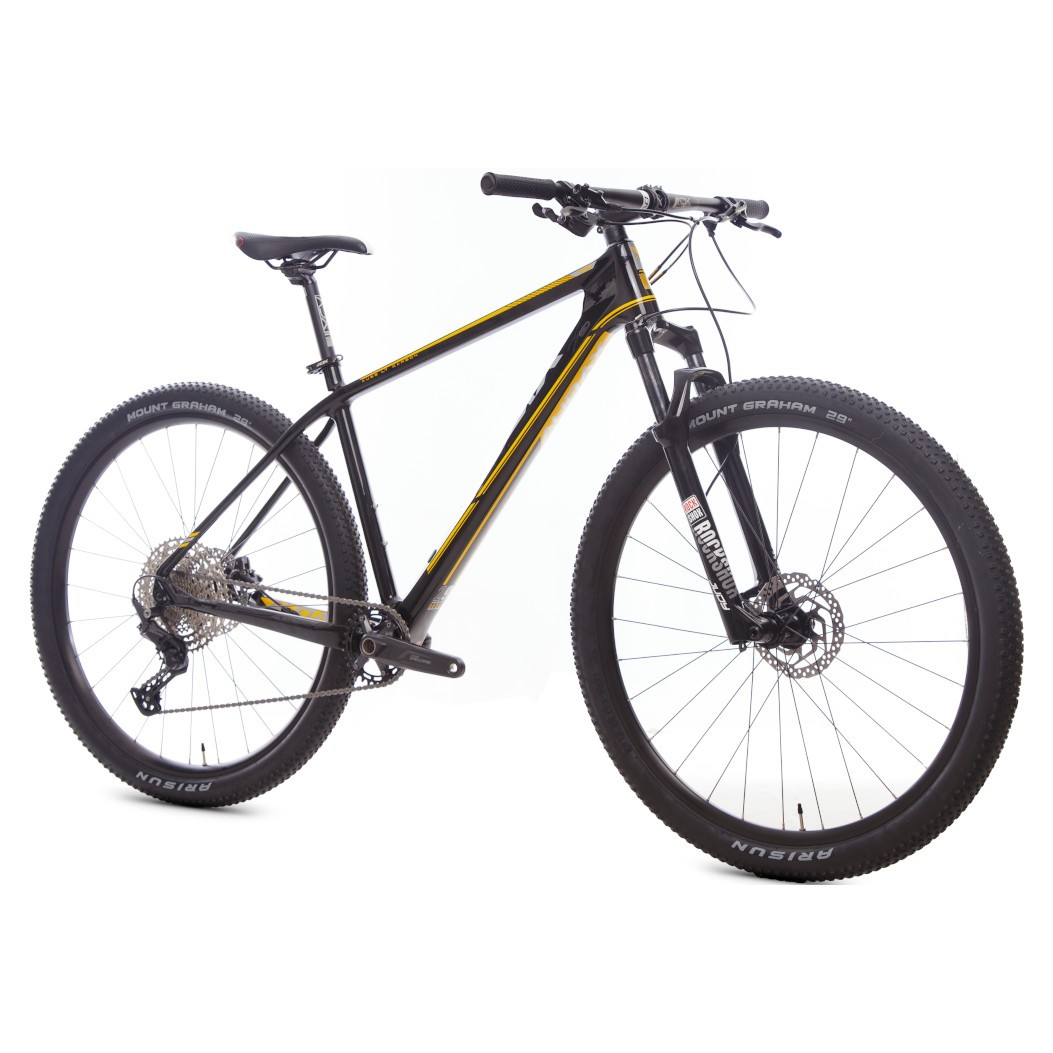 Bicicleta MTB Audax Auge LT02 Carbon 11v 2021