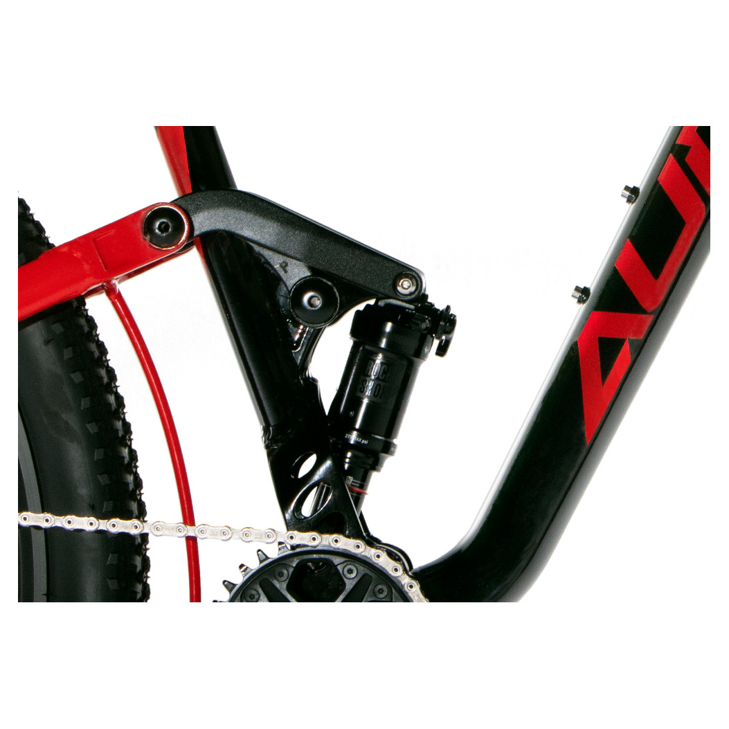 Bicicleta MTB Audax FS400 12v 2021 Full Suspension