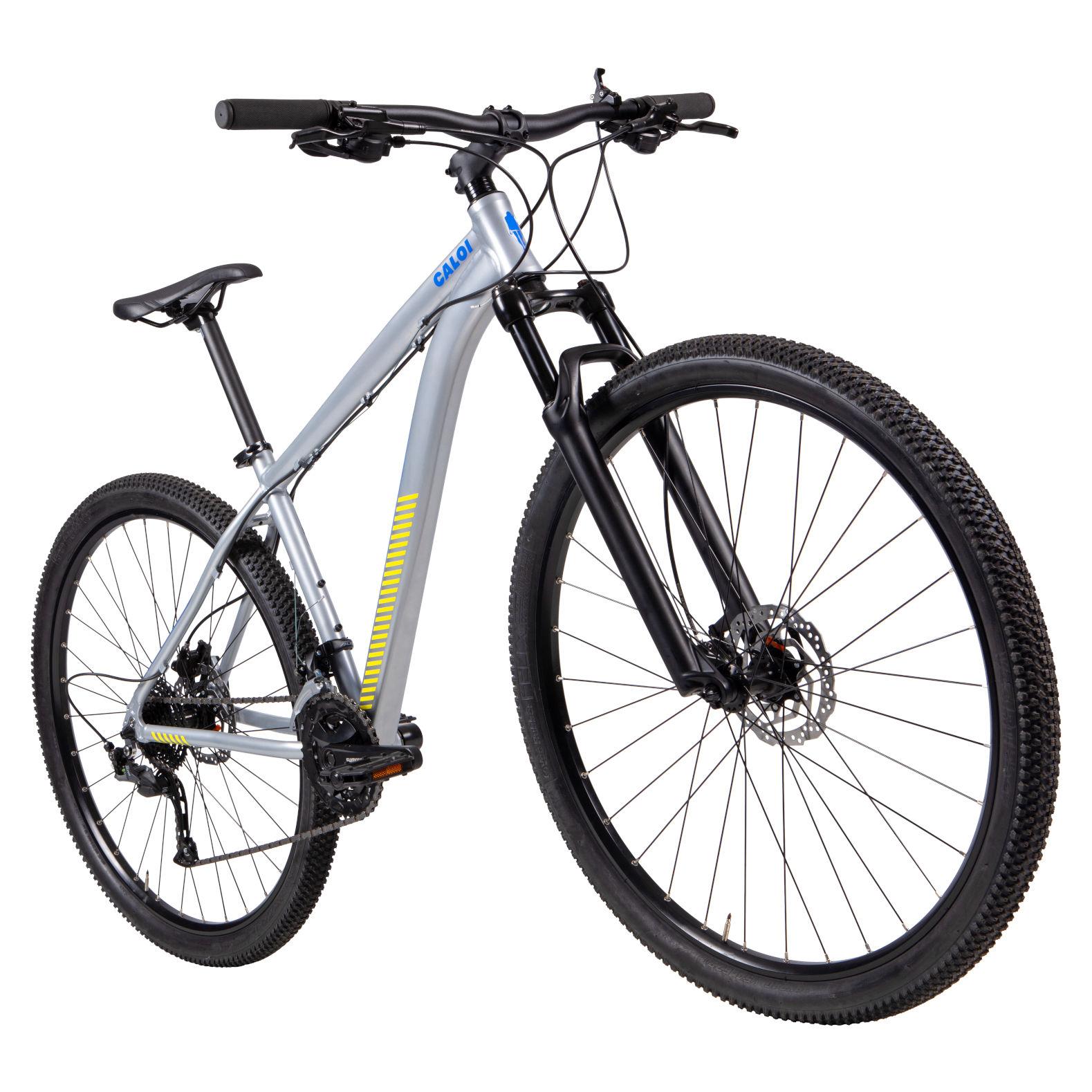 Bicicleta MTB Caloi Atacama 27v Shimano 2021 Q3