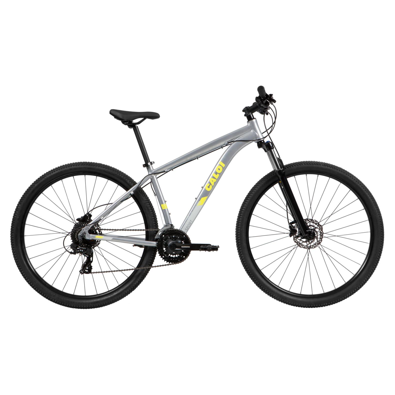Bicicleta MTB Caloi Explorer Sport 24v 2021