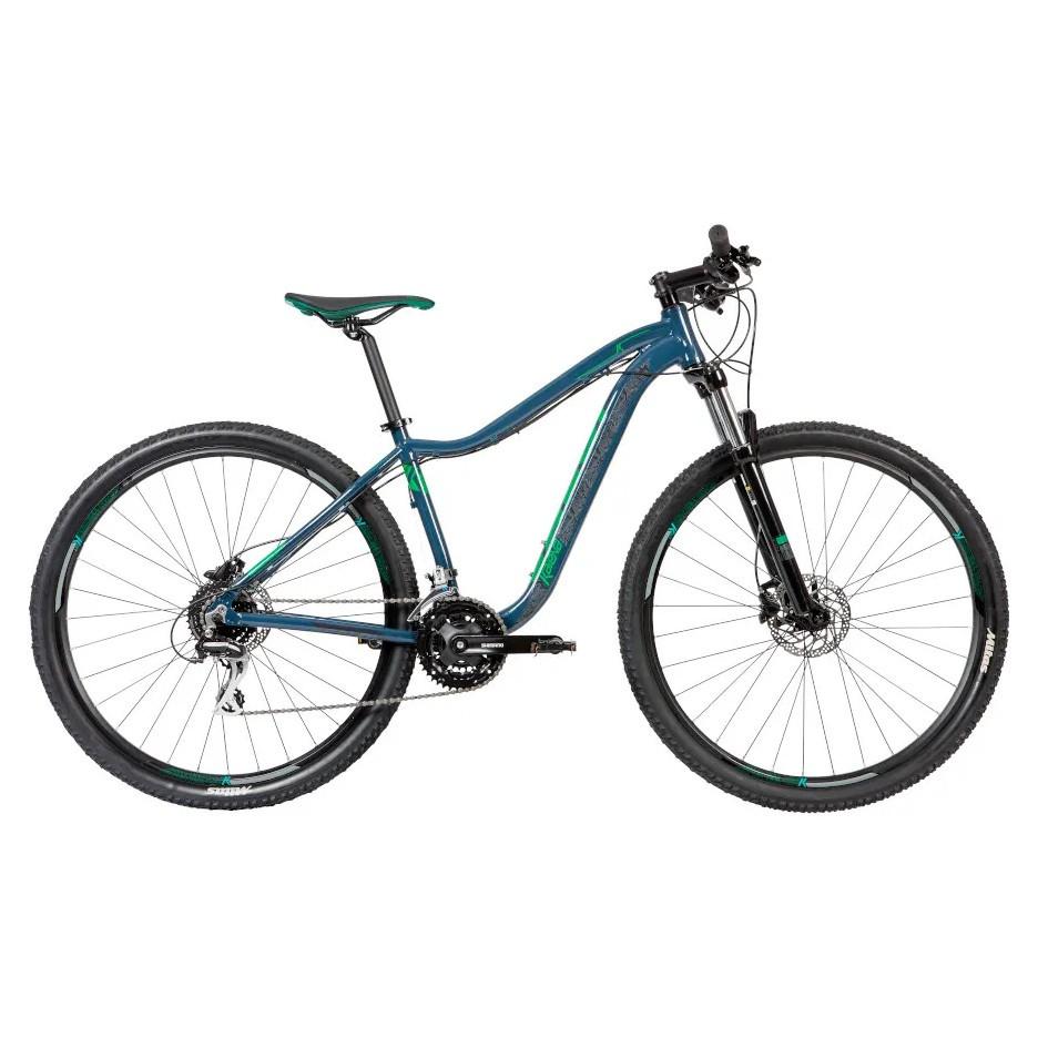 Bicicleta MTB Caloi Kaiena Comp 24v 2020