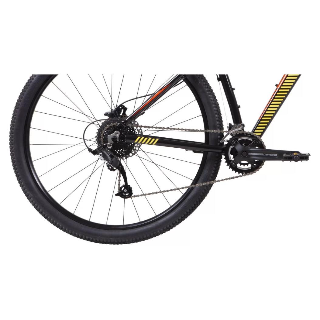 Bicicleta MTB Caloi Moab 18v Microshift 2021