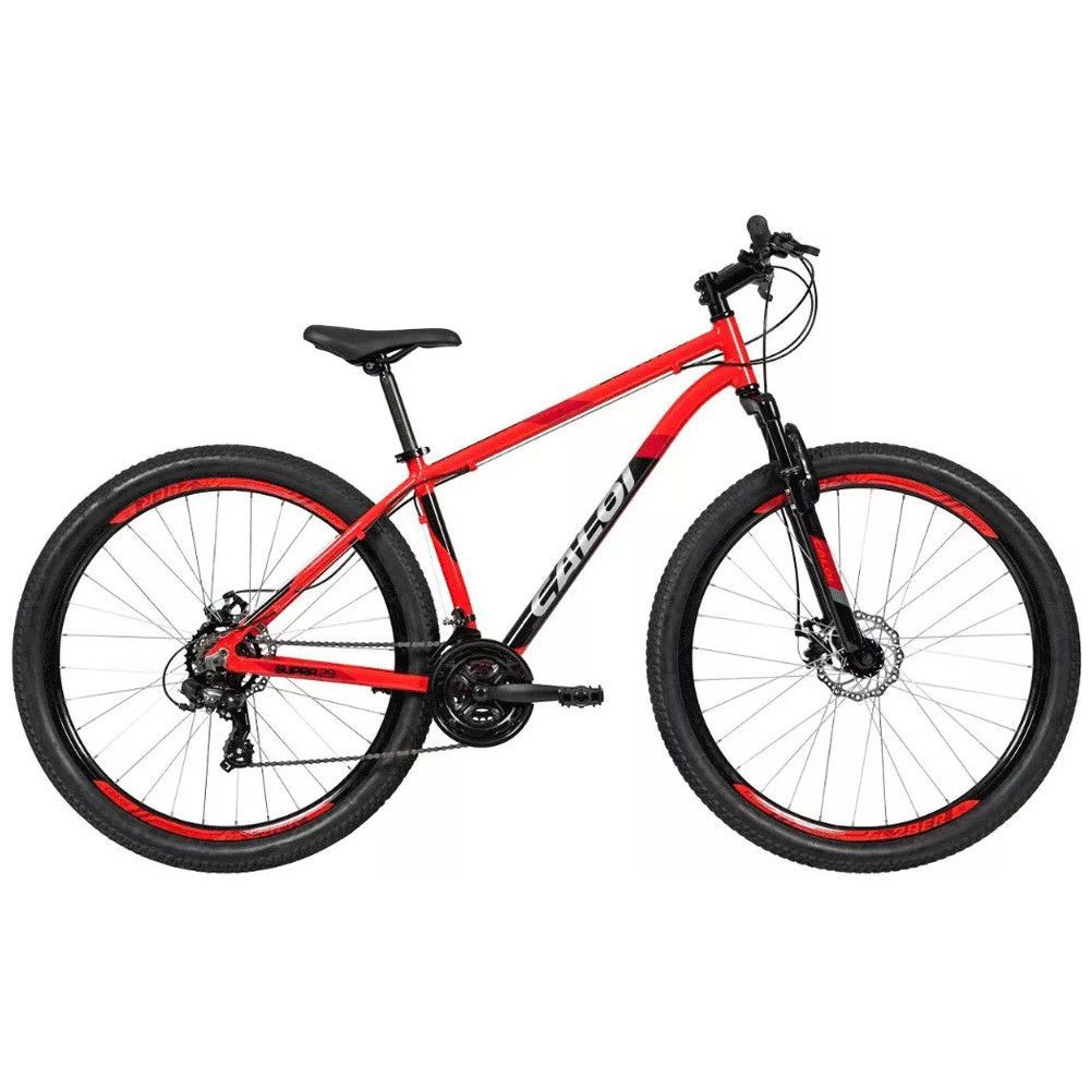 Bicicleta MTB Caloi Supra 29 21v 2020